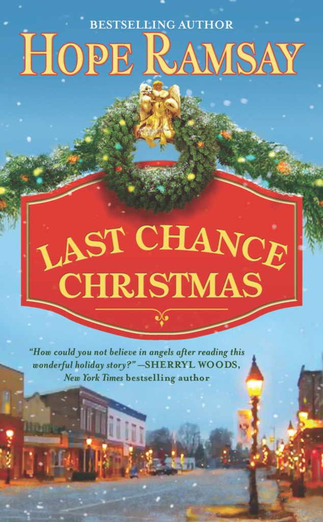 Last Chance Christmas by Hope Ramsay cover image