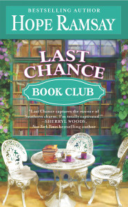 Last Chance Book Club by Hope Ramsay cover image