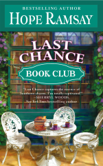 Book Cover -- Last Chance Book Club by Hope Ramsay, author of sweet, sassy, southern, small town romances