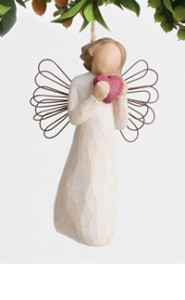 Willow Tree Angel ornament