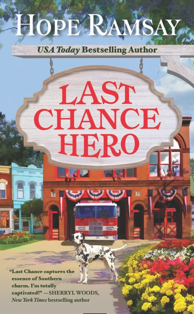 Last Chance Hero by Hope Ramsay