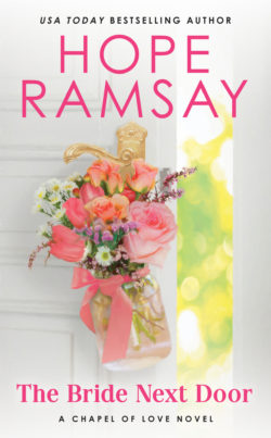 The Bride Next Door by Hope Ramsay