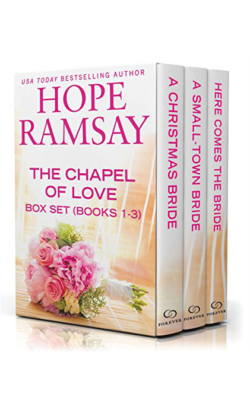 Chapel of Love Boxed set by Hope Ramsay